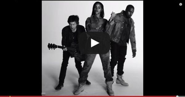 Lirik Fourfiveseconds Rihanna Ft Kanye West Lirik Lagu Kanye West Paul Mccartney Rihanna Rihanna Outfits