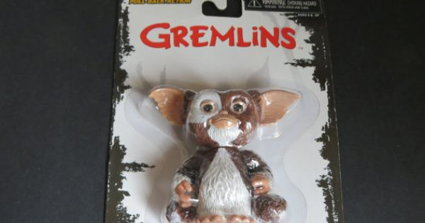 Gremlins Gizmo Toy Vintage Gizmo Toy From 1980s By