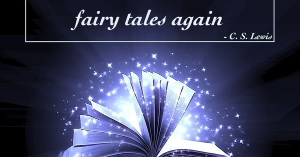 Fairy tale quote by C.S. Lewis