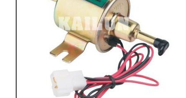 Denso Fuel Pump Hep 02 Universal 24v Fuel Pump Free Shipping