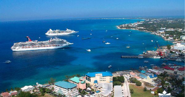 Cayman Island Port Webcam