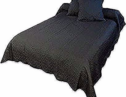 Soleil D Ocre Couvre Lit Boutis 240x260 Anthracite 2 Taies D Oreiller Bed Spreads Home Furnishings Ikea Us