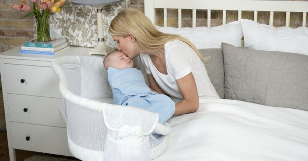 {New Baby Gear} Halo Bassinet gives you the perk of having baby