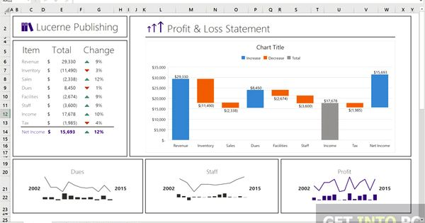 Microsoft Office Proofing Tools is the savior and it provides all - fillable profit and loss statement