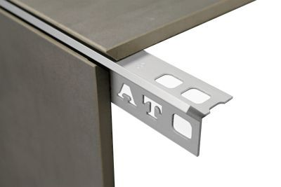 aluminium y section tile trim like by