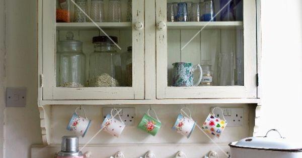 hängeschrank vintage - Google-Suche   Vintage   Pinterest   Suche ...   {Küchen hängeschrank landhaus 61}