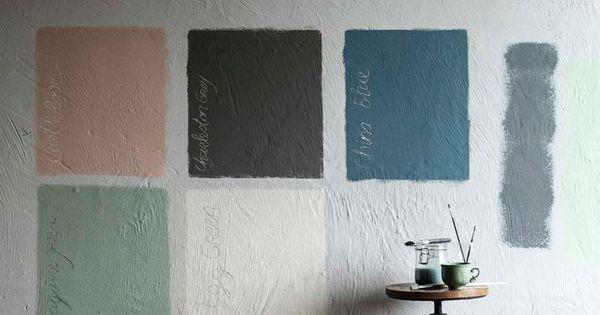 Karwei probeer eerst een kleur uit op je muur om te controleren of dit bij jouw stijl en - Hoe een verf kleur voorbereiden ...