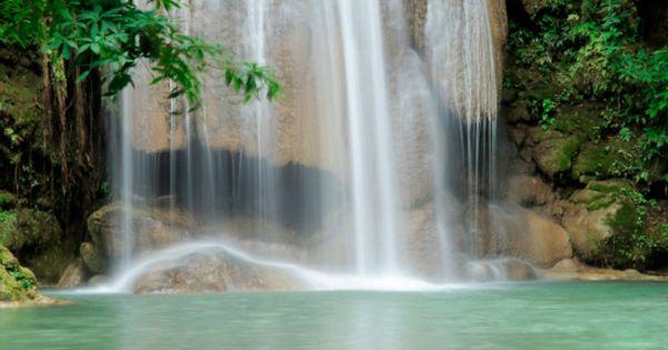 Most Romantic Heavenly waterfalls around the world ...