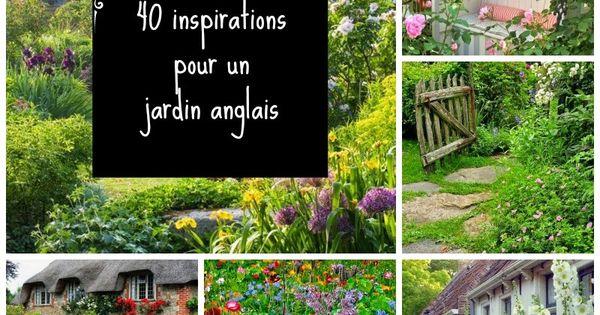 40 inspirations pour un jardin anglais jardins for Arbustes pour jardin anglais