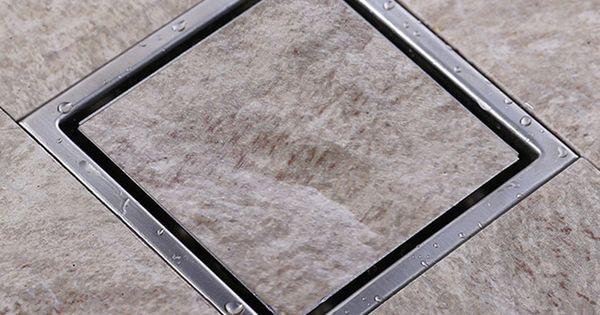 Barato de de piso retangular de grades banheiro chuveiro - Amueblar piso pequeno barato ...
