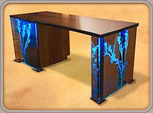 Custom Wood Desks Custom Executive Desks Wood Desk Custom