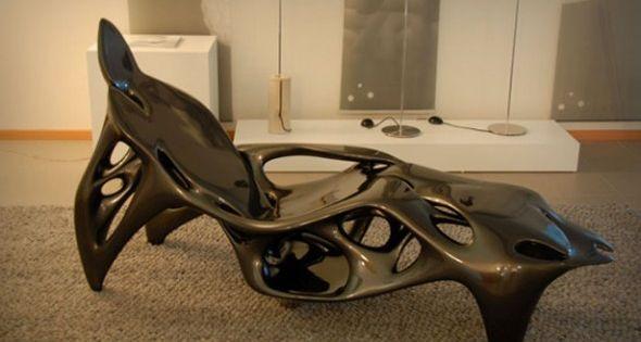 25 amazing 3d printed furniture designs of the future | the o'jays, Mobel ideea