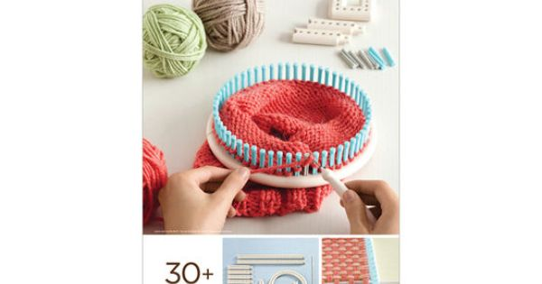 Martha Stewart Crafts Knit And Weave Loom Crafts, Loom and Martha stewart c...