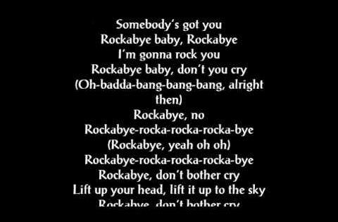 Clean Bandit Rockabye Ft Sean Paul Anne Marie Lyrics