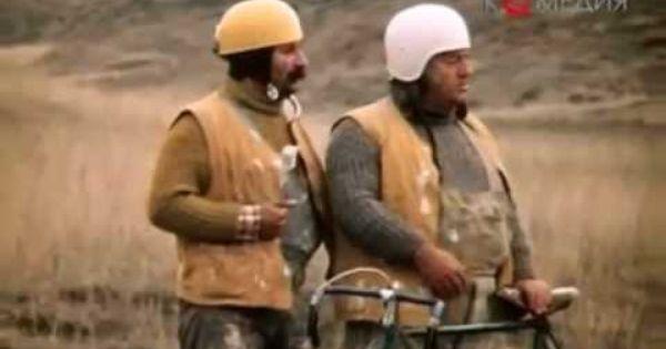 новела покорители гор из цикла короткометражных фильмов дорога Youtube Hard Hat