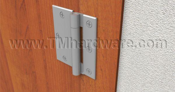 Hager Ab702 Full Surface Three Knuckle Door Hinge Trademark Hardware Com