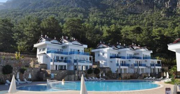 Orka Royal Hills Apartments D 1 Oludeniz Orka Royal Hills Complex Apartment D1 Is Located In The Unique And Quiet Spot In The Pine Fore Orka Tatiller Geziler