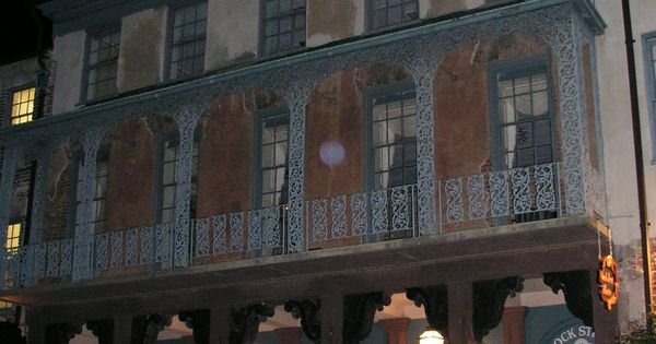 Top 10 most haunted cities in america charleston south for Most haunted places in south carolina