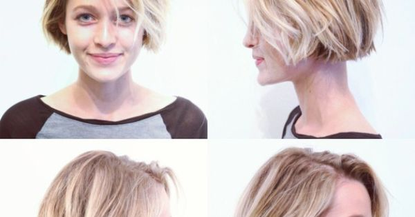 haircuts and colors blondish hair color hair style bob 4974