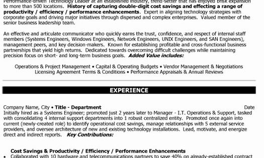 Information Technology Director Resume Inspirational Top Information Technology Resume Templates S In 2020 Resume Templates Job Resume Samples Project Manager Resume