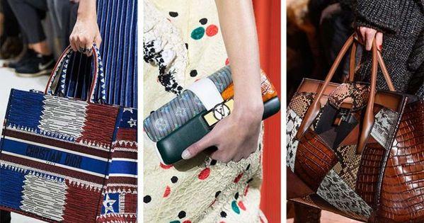 Fall Winter 2020 2021 Handbag Trends Fall 2020 Bags Purses Trending Handbag Purses And Bags Winter Handbags