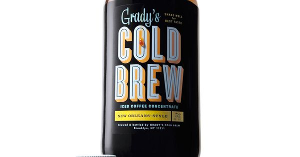 Best Bottled Cold Brew Coffee 2018