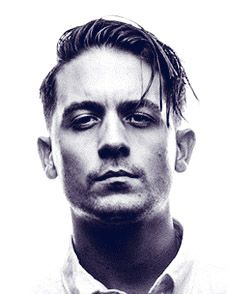What Does G Eazy Use Of To Get That Slick Look But Isn T Locked In Place R Malehairadvice G Eazy Hair G Eazy Haircut G Eazy
