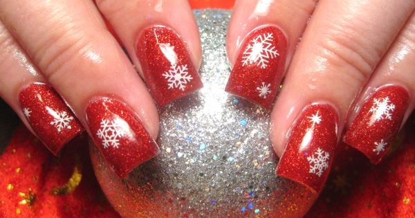 christmas nail designs | Christmas nail art designs