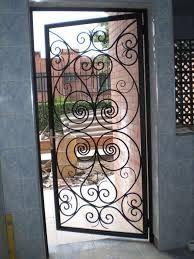 17 Disenos de puertas y ventanas de herreria