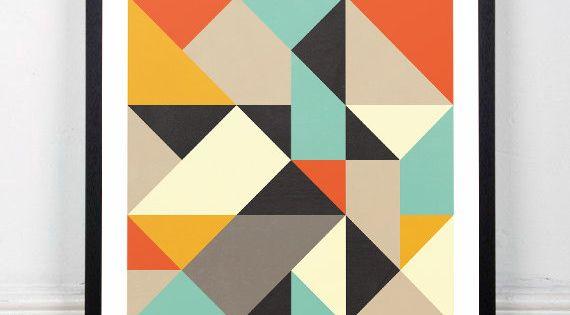 Art abstrait et minimaliste aquarelle abstraite design for Oeuvre minimaliste