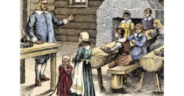 education in the lives of colonial Kids in colonial america did not have an easy life most of  all kids in colonial  times were educated whether they could afford school, went for.