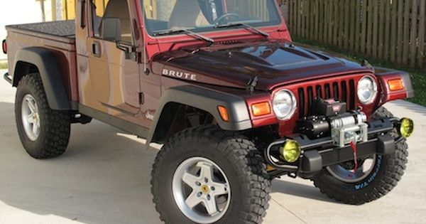 Aev Brute Conversion Kit Jeep Wrangler Forum Jeep Brute Jeep