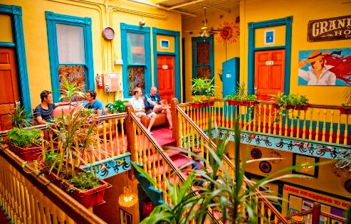 Travel on a Budget: The best hostels across the US - The