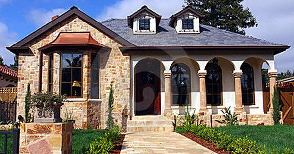 decoracion y casa hermosas casas con fachada de piedra
