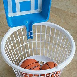 Valueseekersclub Dollartree Com Laundry Basket Basketball Hoops P407683 Index Pro Diy Basketball Hoop Laundry Basket Basketball Court Flooring