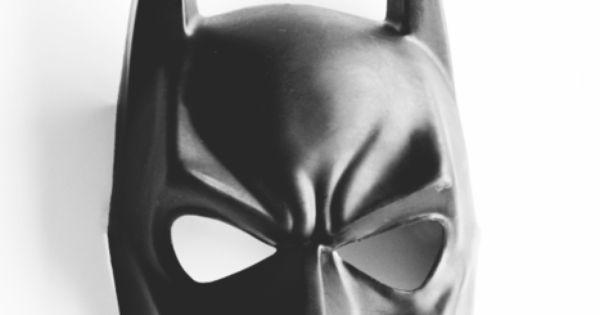 Classic Batman mask