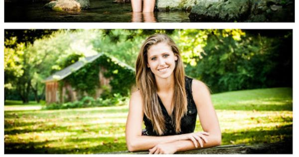 Photos by Carrie senior girl photo shoot session teen poses waterfall etc