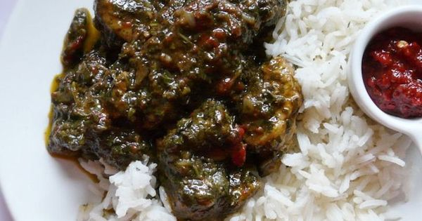 Ravitoto plat malgache cuisine africaine cr ole for Abidjan net cuisine africaine
