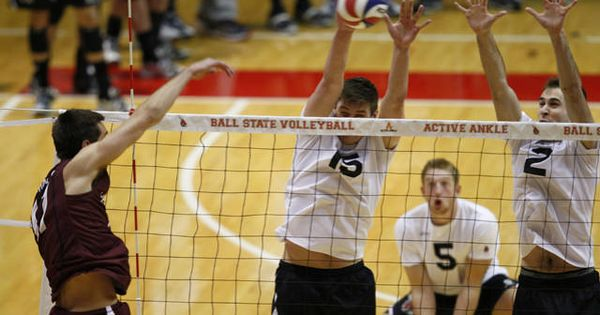 Ballstate Men S Volleyball Chirpchirp Mens Volleyball Volleyball Ball State University