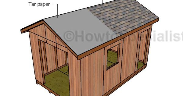 10 16 Gable Shed Roof Plans With Images Roofing Roof Repair Cool Roof