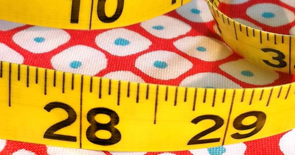 How to read measuring tape