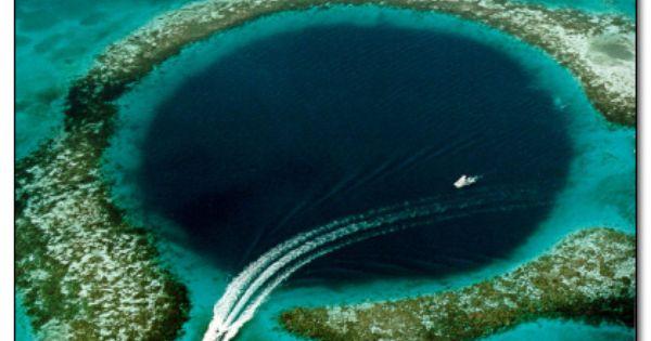 Deep Hole In Ocean Floor Scary Real Stuff Pinterest