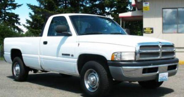 Dodge Ram 2500 St 01 For Sale In Washington 4995