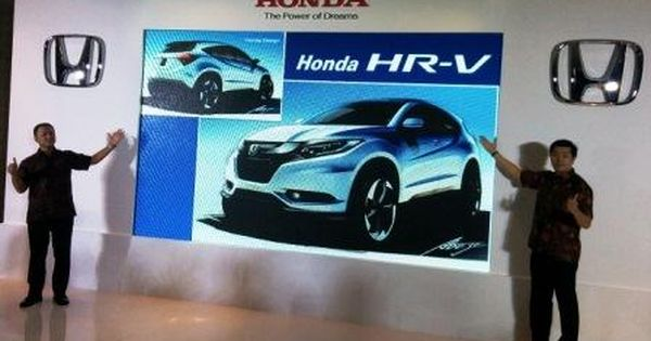 Honda Hr V Terbaru Mobil Baru Mobil