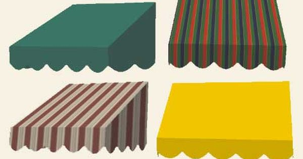 Misc Awnings Window Awnings Awning Canopy Decorating Tips