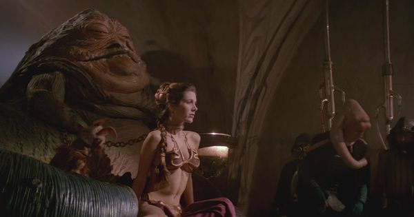 Leia slave Star Wars VI Return of the Jedi 1080 | Princess ...