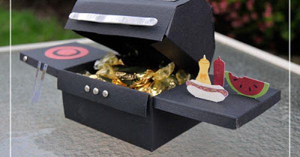 grill treat box tutorial bjl geschenke pinterest. Black Bedroom Furniture Sets. Home Design Ideas