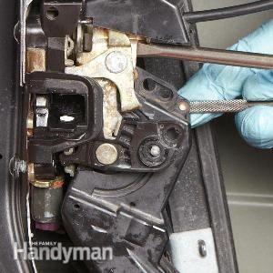 Replace Door Locks On Your Car Car Door Lock Auto Repair Repair