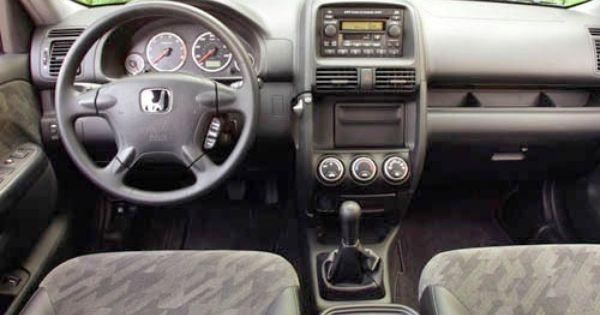 Honda Crv Manual Transmission