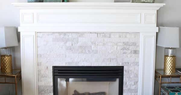 Fireplace Makeover Before After Fireplaces Tongue